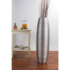 Wooden Vases Uk Buy Tall Wooden Floor Vases Online Leewadee