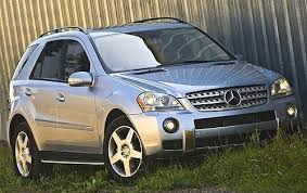 ml mercedes used 2008 mercedes m class for sale pricing features