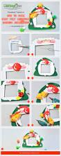 pandahall tutorial on how to make easy felt christmas hanging