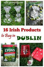 16 irish products to buy in dublin