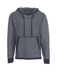 baja sweater woolrich twill baja sweater in blue for lyst