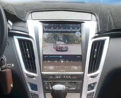 cadillac cts styles 10 4 tesla style vertical screen android navi radio for cadillac