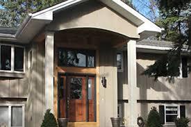 split entry home plans split foyer homes split foyer house plans front view remodel