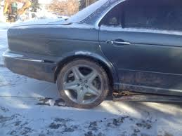 used jaguar vanden plas wheels for sale