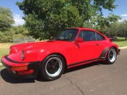 1986 porsche 911 turbo for sale 1986 porsche 911 for sale in