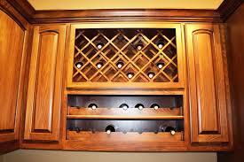 convert wine rack kitchen cabinet designs ideas u2014 biblio homes
