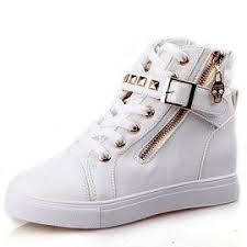 Comfortable Canvas Sneakers Beautiful Comfortable Campus Style Lace Up Pattern Canvas Shoes