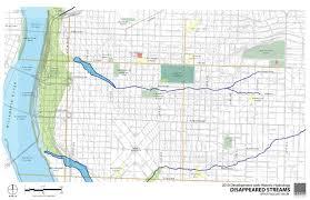 Map Tools Portland U2013 Hidden Hydrology