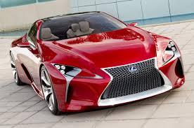 lexus build it lexus lf lc concept petrolhead central