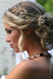 braided hair updos