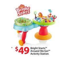 bright starts doodle bugs around we go prijs bright starts around we go activity station deal at walmart black