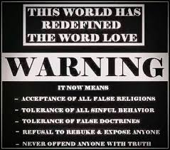 Facebook Memes About Love - warning this world has redefined the word love