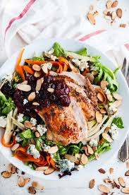 thanksgiving leftovers turkey cranberry salad aberdeen s kitchen