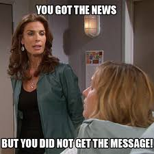 Days Of Our Lives Meme - days of our lives days dool meme overheard in salem
