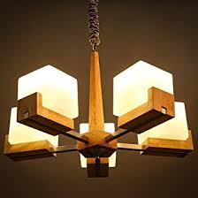 Wooden Chandelier Modern Ssby Japanese Style Wooden Chandeliers Scandinavian Bedroom Living