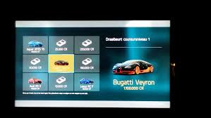 first bugatti veyron just bougth forza motorsport 6 reached lvl 1 and my first