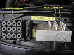 2001 Volvo S60 Fuse Box How To Change Abs Module V70 Phase 2