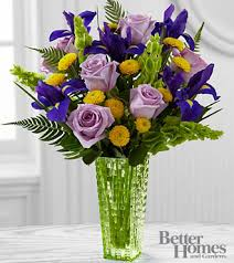 ftd garden vista bouquet by better homes and gardens premium