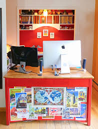 Nailed It Desk Organizer by Built In Bench For An Office Closet Reading Nook Jennifer Maker