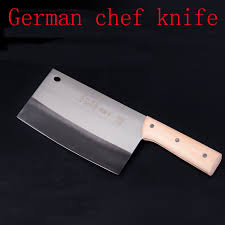 high carbon stainless steel kitchen knives liang da new kitchen chef knife 7 inch santoku knife germany high