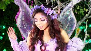 dark fairy halloween makeup fairy princess makeup charisma star youtube