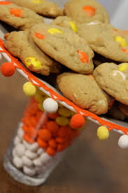 m u0026m u0027s candy corn white chocolate macadamia nut cookies