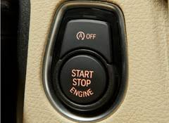auto stop start bmw stop idling stop start systems great promise for saving fuel
