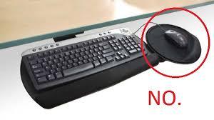 desk with keyboard tray ikea favorite keyboard tray deskthority