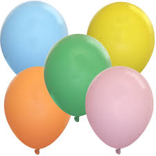 balloons wholesale 5 inch pastel assortment balloons 5 inch balloons