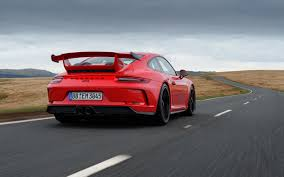 porsche hypercar 2017 2017 porsche 911 gt3 in pictures u2013 in the right place at the