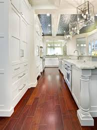 white shaker kitchen cabinets wood floors white shaker cabinets in traditional kitchen hgtv