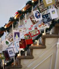 5 creative ways to display christmas cards with clothespins the