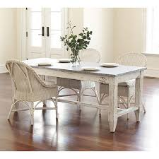 metal top kitchen table amazon com modern zinc top dining room furniture in weathered table
