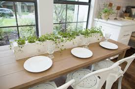How To Decorate A Side Table by How To Clean A Wood Kitchen Table Hgtv Pictures U0026 Ideas Hgtv