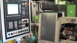 sykes h 160 cnc gear hobber machine for sale youtube