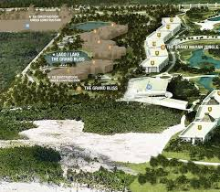 Map Of Riviera Maya Mexico by Aimfair Where Grand Luxxe And Other Grupo Vidanta Timeshare