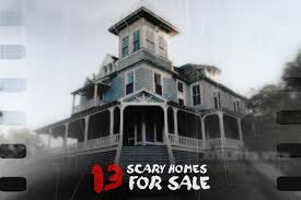13 scary homes for sale