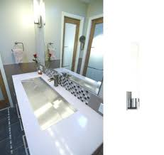 Modern Bathroom Wall Sconce Modern Bathroom Wall Lights Northlight Co