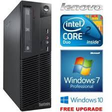 pc bureau windows 7 pas cher lenovo windows 7 prix pas cher cdiscount