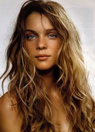 effet sunkissed hair inspiration pinterest beach waves hair