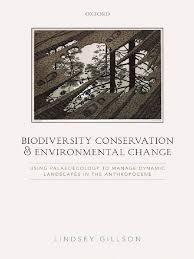 biodiversity conservation and environmental change pdf