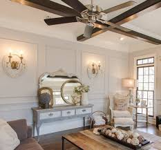 modern french country family room traditional with wall sconces