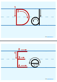 311 best abc handwriting practice images on pinterest