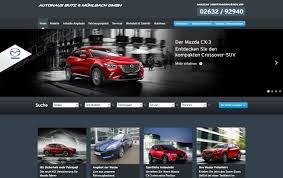 mazda website products modix digital automotive performance