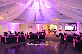 celebrity event decor u0026 banquet hall llc