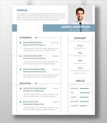 It Professional Resume Sample by Modern Resume Templates 42 Free Psd Word Pdf Document Download