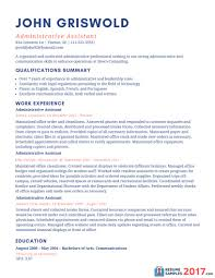 administrative resume sles 10 administrative assistant resume