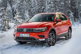 volkswagen suv 3 rows 2017 volkswagen tiguan euro spec first drive review