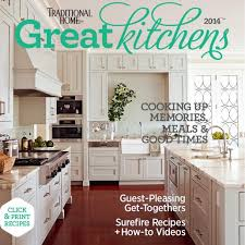Traditional Home Interior Design Great Kitchens Traditional Home