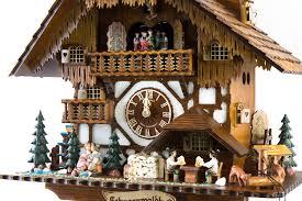 cuckoo clock handmade germany